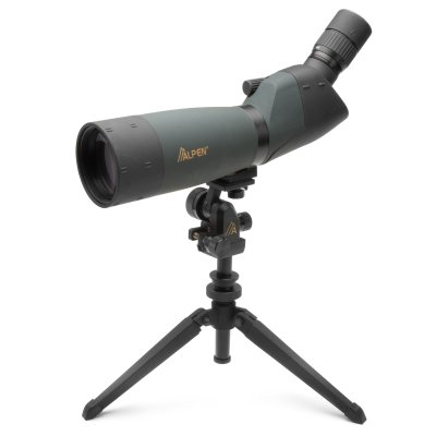 Alpen 20-60x80 Angled Body Waterproof Spotting Scope Reviews and Ratings