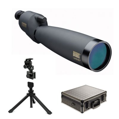Burris 20-60x80 Landmark Spotting Scope with Tripod and Hard Case Reviews and Ratings