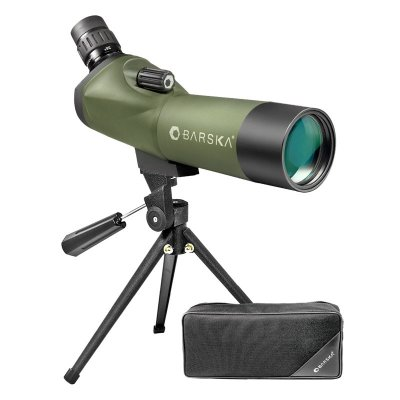 Barska 18-36x50 Blackhawk Waterproof Spotting Scope Reviews and Ratings