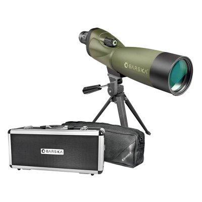 Barska 20-60x70 Blackhawk Waterproof Spotting Scope Reviews and Ratings