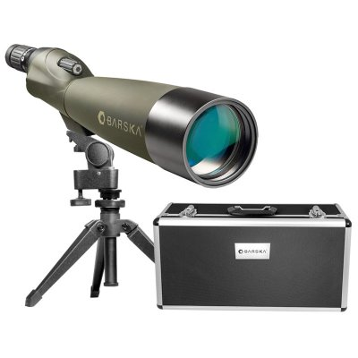 Barska 22-67x100 Blackhawk Waterproof Spotting Scope Reviews and Ratings