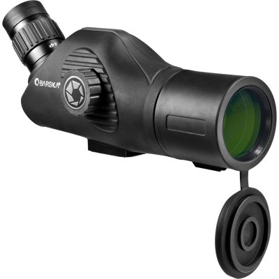 Barska 11-44x50 Tactical Side Focus Waterproof Spotting Scope Reviews and Ratings
