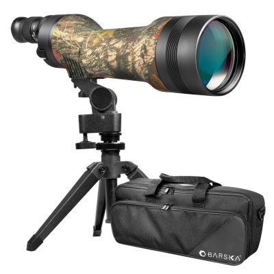 Barska 22-66x80 Spotter PRO Waterproof Spotting Scope Reviews and Ratings