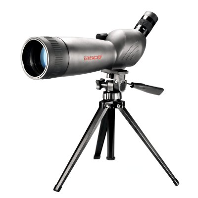 Tasco World Class 20-60x80 Zoom Spotting Scope with Tripod and 45 Degree Eyepiece Reviews and Ratings