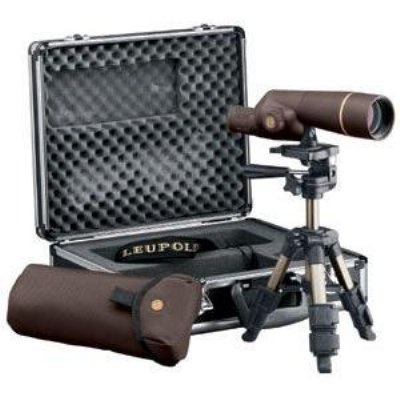 Leupold Brown Golden Ring 15-30x50 Compact Spotting Scope Kit Reviews and Ratings