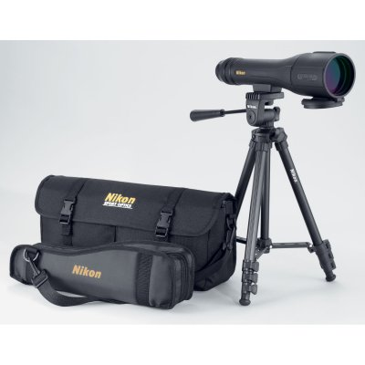 Nikon 16-48x60 Spotting Scope XL II Reviews and Ratings