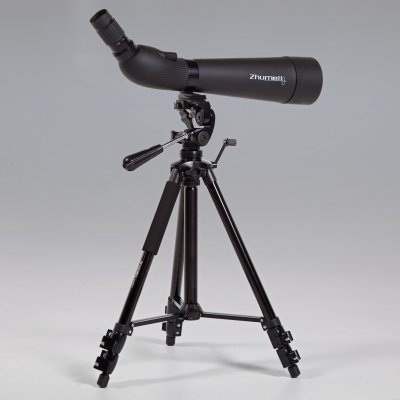 Zhumell 22-68x90mm Superior Spotting Scope with Tripod Package Reviews and Ratings